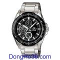 Đồng hồ có bấm giây Casio EF-336DB-1A1V