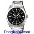 Đồng hồ đeo tay Casio 6 kim EF-338D-1AVDF