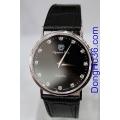 Đồng hồ nam tròn siêu mỏng OP 58035M-207