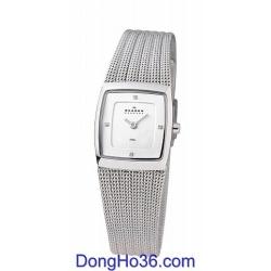 Đồng hồ đeo tay dây lưới nữ Skagen 380XSSS1
