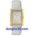 Đồng hồ dây da trắng Titan 1071YL04