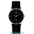 Đồng hồ dây da nam Titan 9162SL02