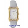 Đồng hồ dây trắng Titan 9788YL03